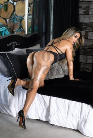 Genowefa escort girl in Cresson PA and tantra massage