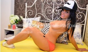 Maximilia live escorts in East Milton Florida & erotic massage